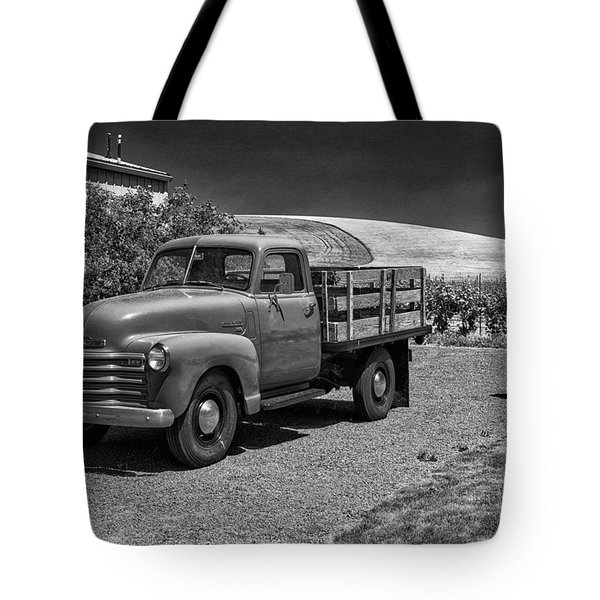 Flat Bed Chevrolet Truck Dsc05135 Tote Bag