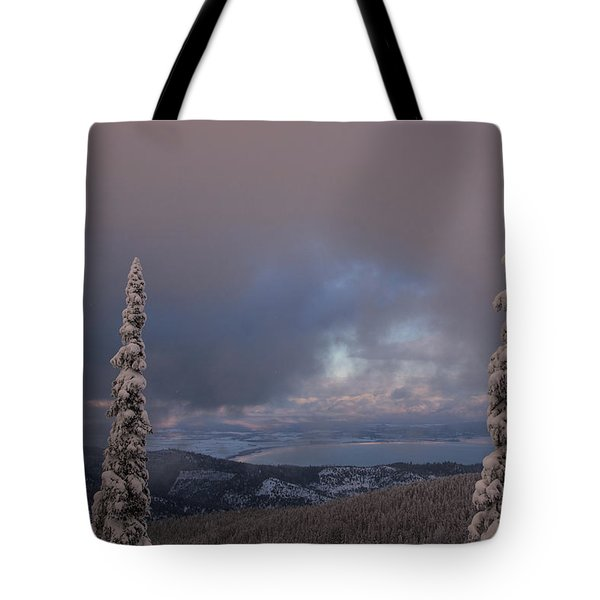 Flathead Winter 2016 Tote Bag
