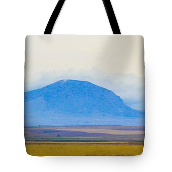 Flatlands Tote Bag