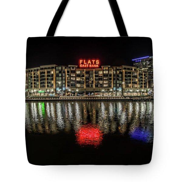 Flats East Bank Tote Bag