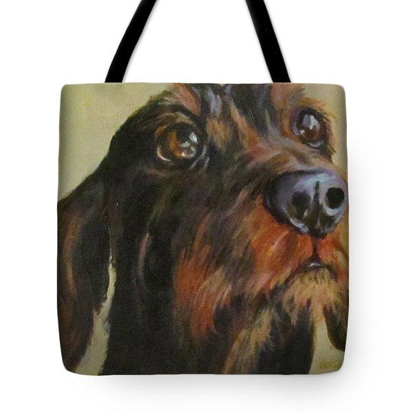 Flavi Tote Bag by Barbara O'Toole
