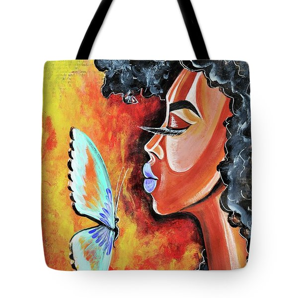 Flawed Tote Bag