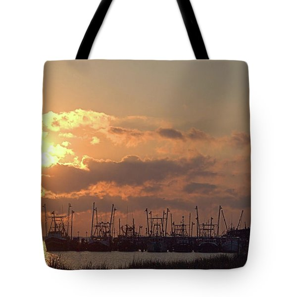 Fleet Tote Bag