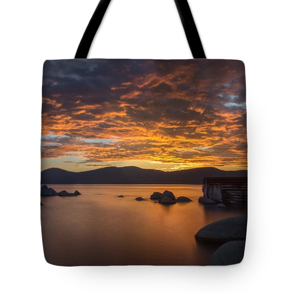 Fleeting Moments Tote Bag