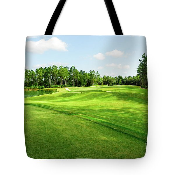Fleming Island Golf Club Tote Bag
