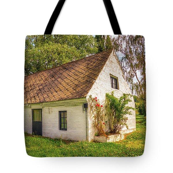 Flemish Cottage Tote Bag