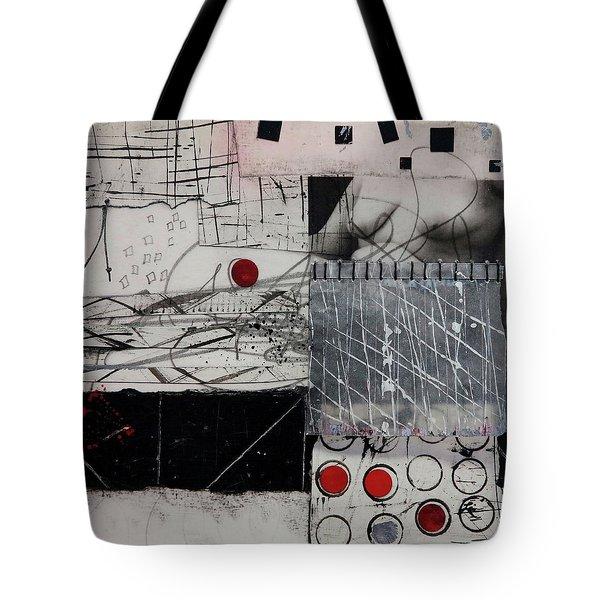 Flesh Talk  Tote Bag