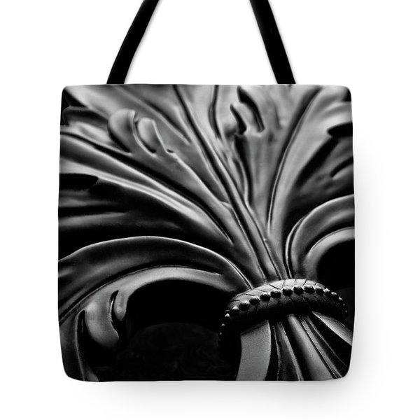 Fleur De Lis II Tote Bag