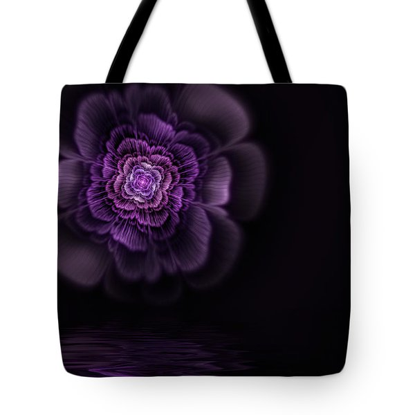 Fleur Tote Bag by John Edwards