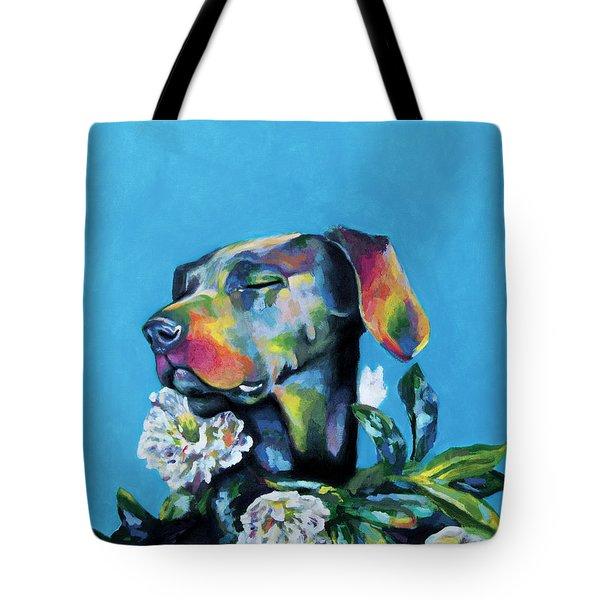 Fleur's Moment Tote Bag