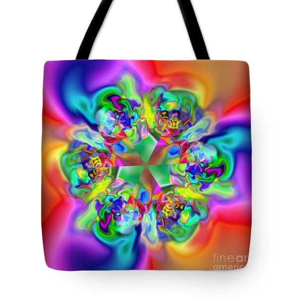 Flexibility 17c Tote Bag