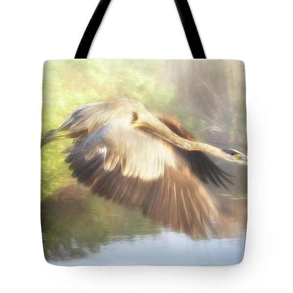 Flight Tote Bag