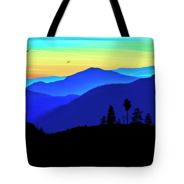 Flight Of Fancy Tote Bag