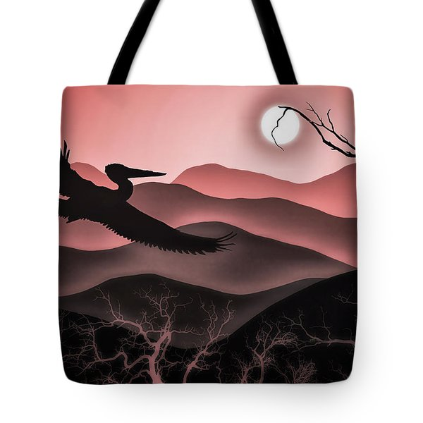 Flight Of Fancy Tote Bag