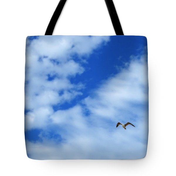 Flight Of The Seagull 2 Tote Bag