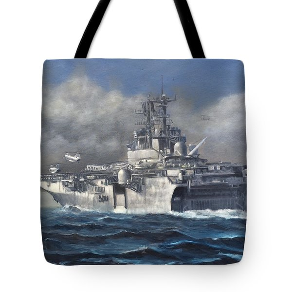Flight Ops Tote Bag