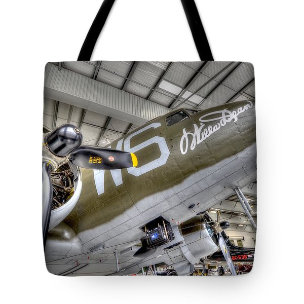 Flight Time Tote Bag