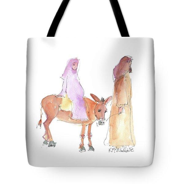 Road To Bethlehem 2017 Tote Bag