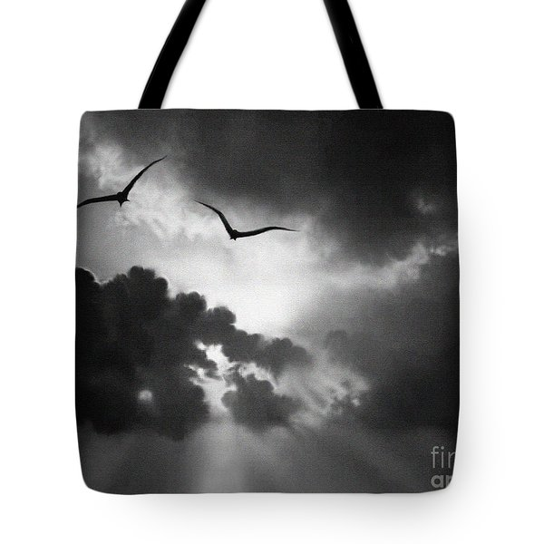 Flight To Glory Tote Bag