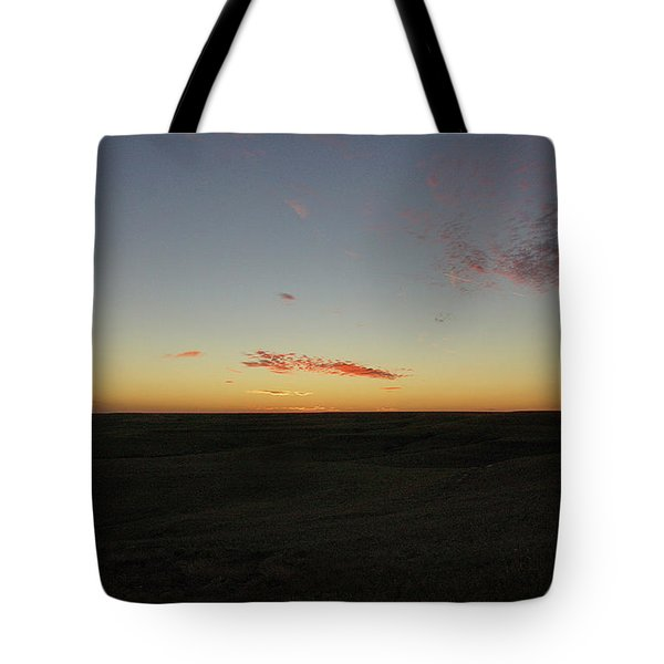 Flint Hills Dusk Tote Bag