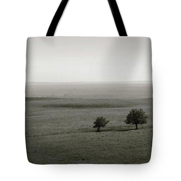 Flint Hills Vistas Tote Bag