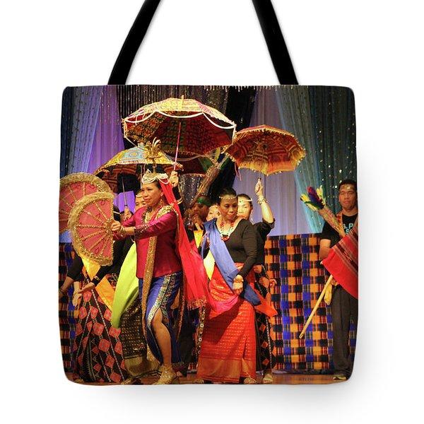 Filippo Pre-wedding Dance Tote Bag