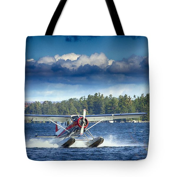 Float Plane No. 3 Tote Bag