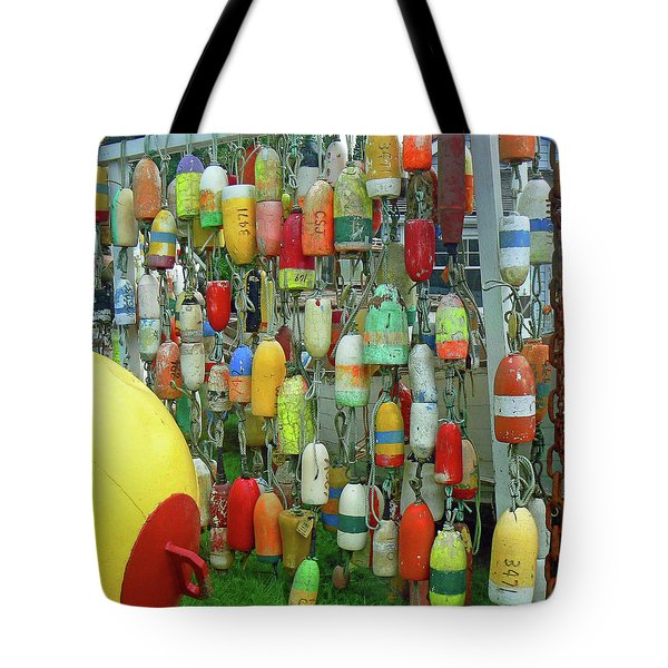 Float Wall Tote Bag