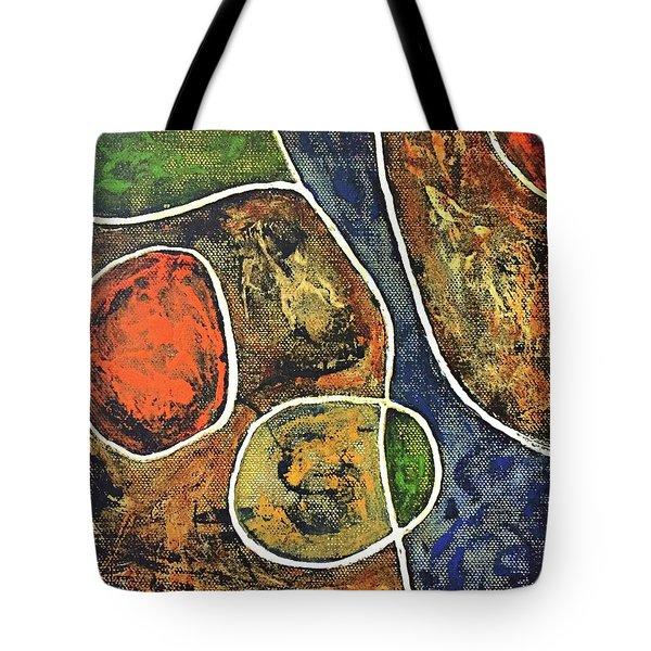 Floater 881 Tote Bag by Shelley Graham Turner