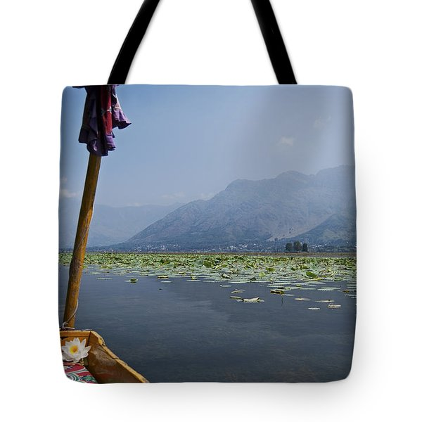 Floating Adventure... Tote Bag by Nina Stavlund