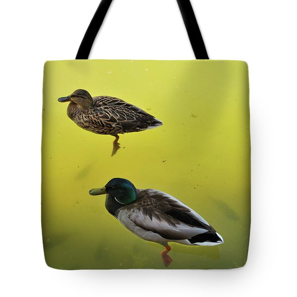 Floating Around Tote Bag