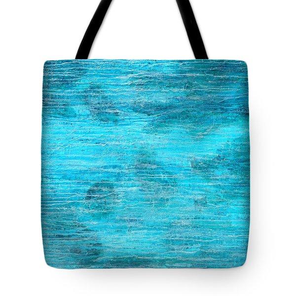 Floating Away Tote Bag