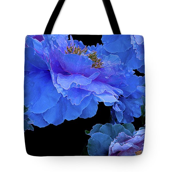 Floating Bouquet 10 Tote Bag