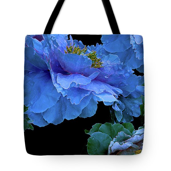 Floating Bouquet 14 Tote Bag