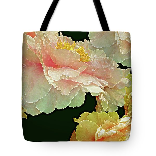 Floating Bouquet 31 Tote Bag