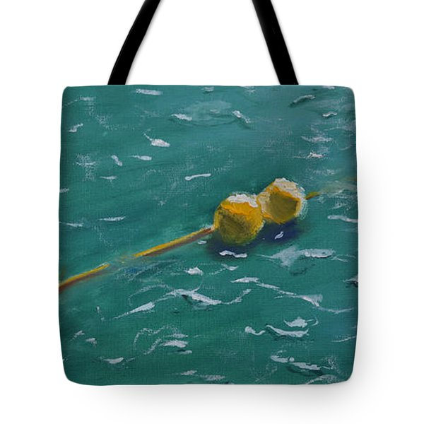 Floating Buoys Tote Bag