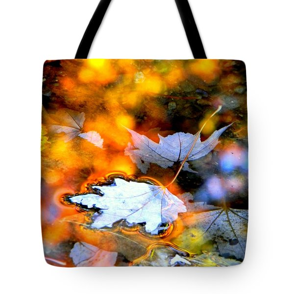 Floating Tote Bag by Elfriede Fulda