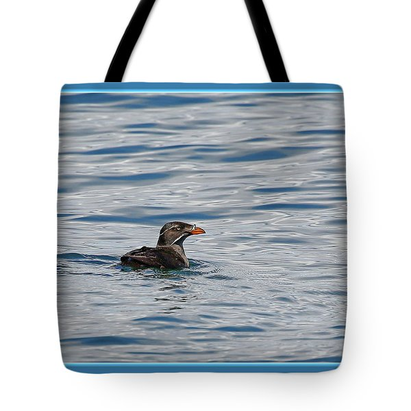 Floating Rhino Tote Bag by BYETPhotography