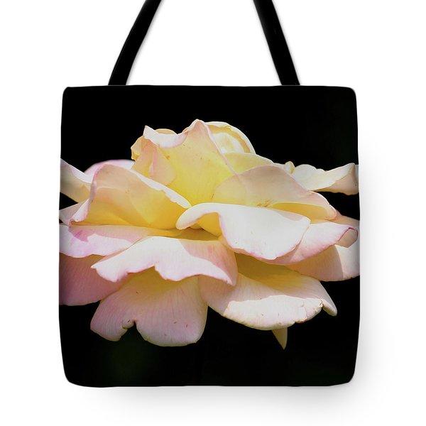 Floating Rose 3894 Tote Bag