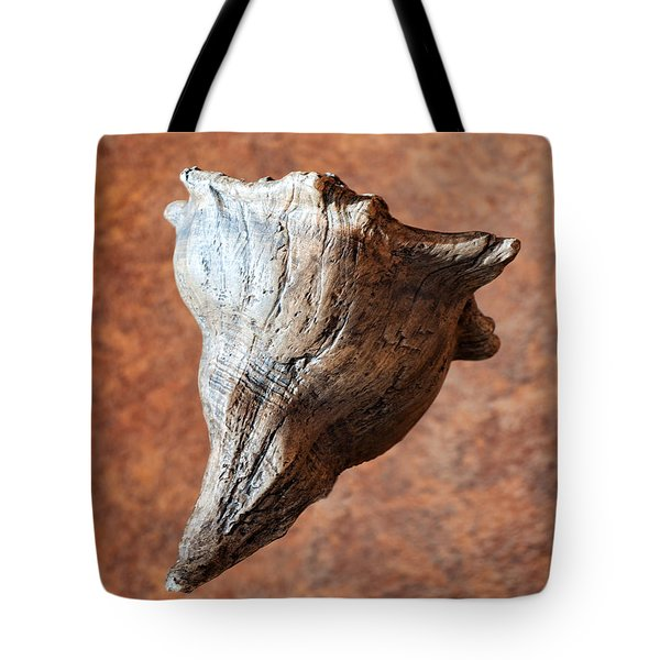 Floating Shell Tote Bag by Christopher Holmes
