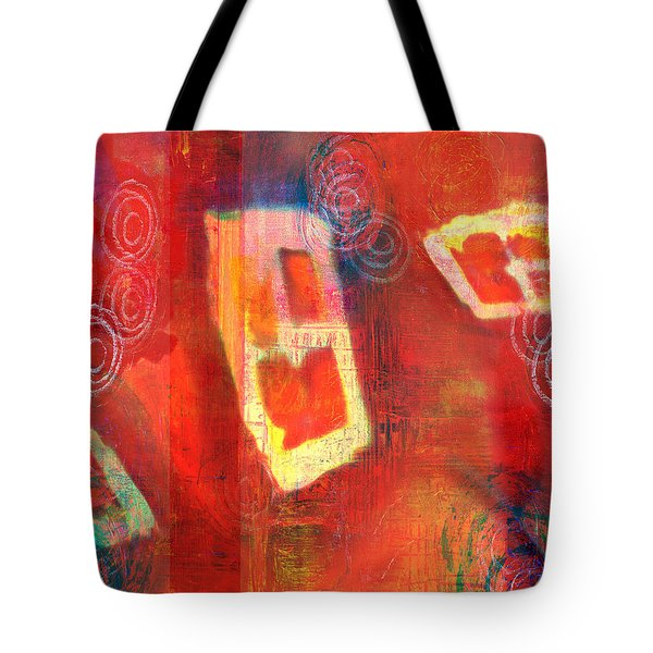 Floating Windows Tote Bag