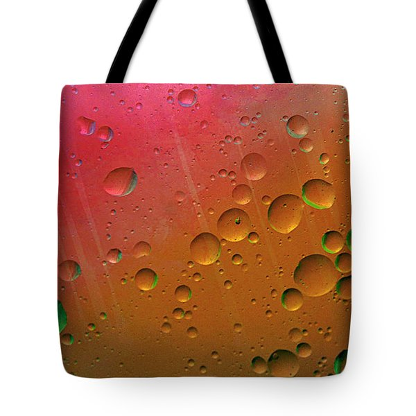 Floating Worlds Tote Bag