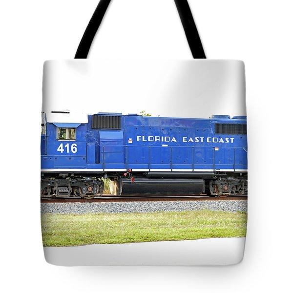 Floirda East Coast Engine Tote Bag