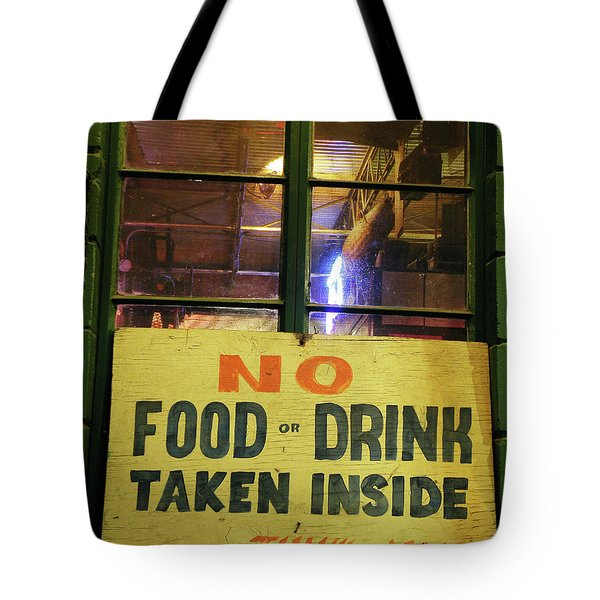 Tote Bag featuring the photograph Floores Country Store And Dance Hall by Joe Jake Pratt