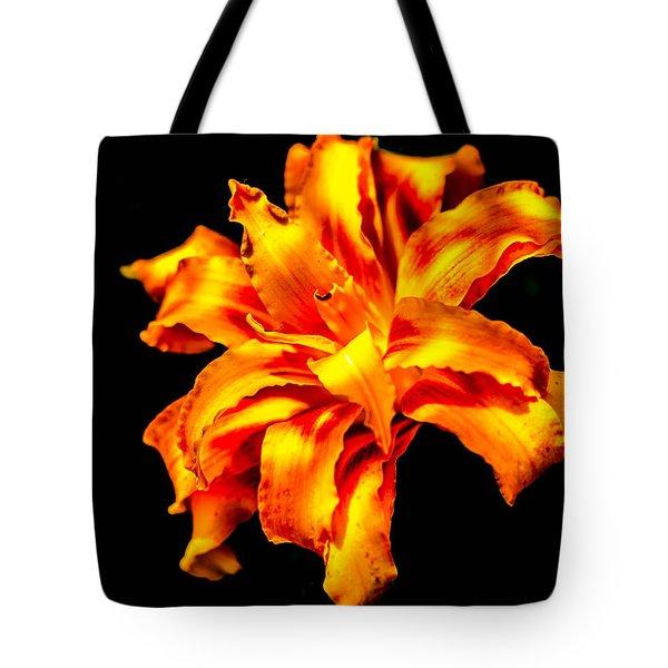 Flora Dance Tote Bag