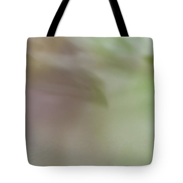 Tote Bag featuring the photograph Floral Abstract by Roger Mullenhour