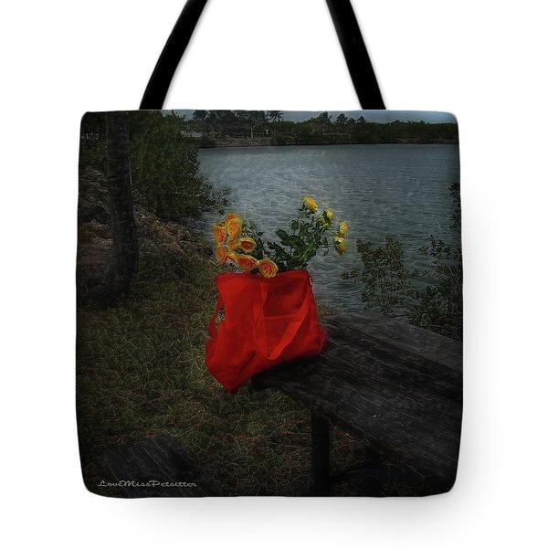 Floral Art 11 Tote Bag