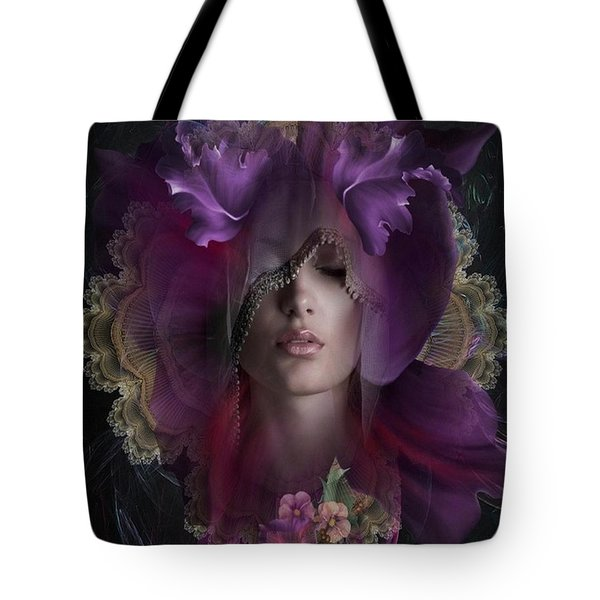 Floral Dreams Tote Bag