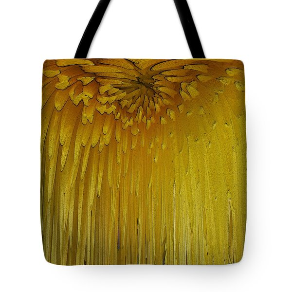 Floral Falls 5 Tote Bag