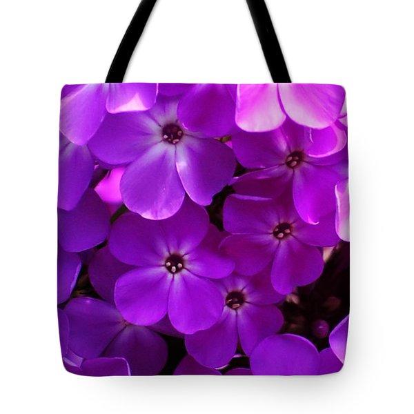 Floral Glory Tote Bag by David Lane